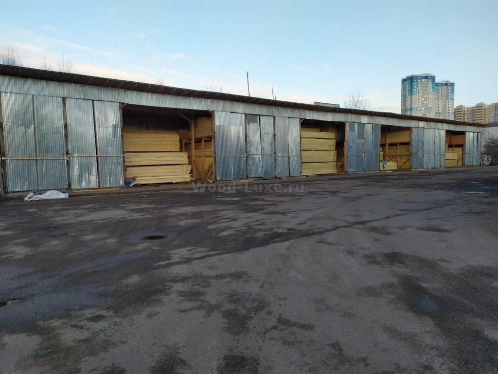 Wood Luxe - склады